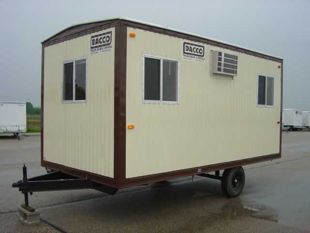 8 X 20 Mobile Office Dacco Trailers